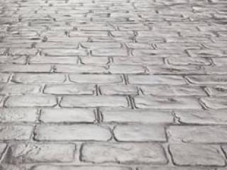 Cheshire Cobble Slate Blue Platinum Silver Driveway