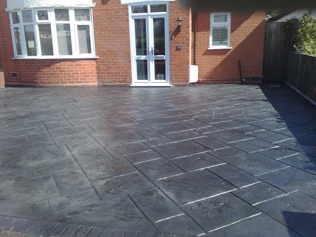 Platinum Silver Grand Ashlar Chester Installation After Photo